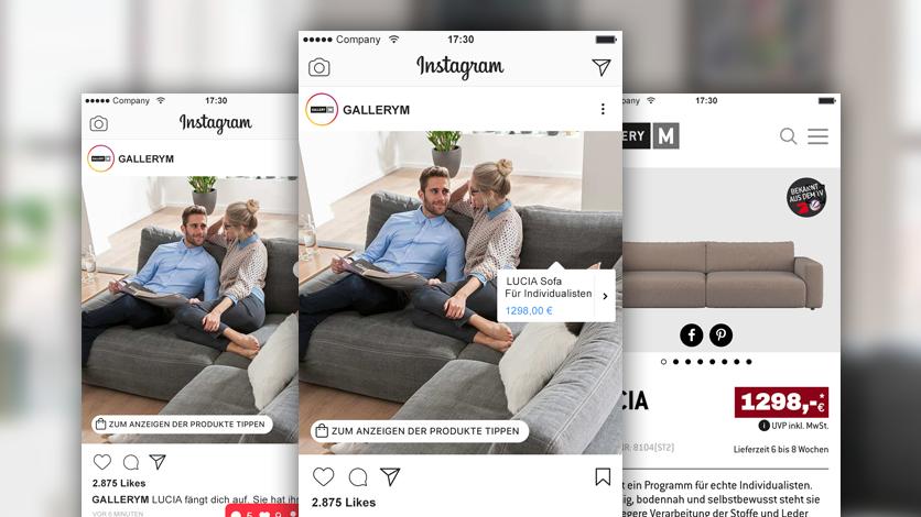 burgdigital Blog › Instagram Shopping